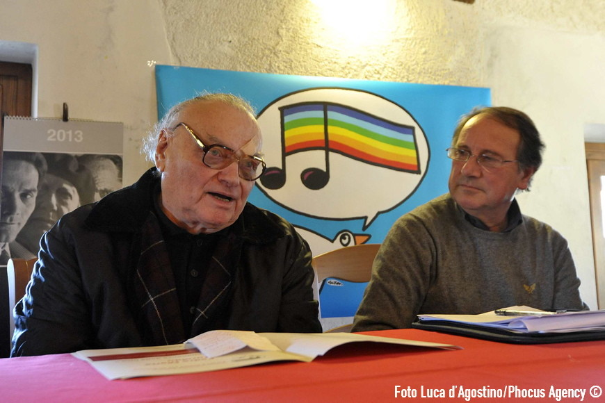 Coderno, 22/03/2013 - Conferenza stampa di presentazione del progetto su Padre Davide Maria Turoldo - Nell