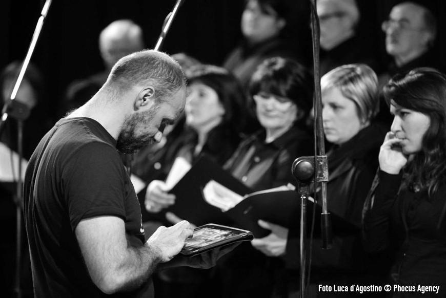 Precenicco, 28/02/2014 - Auditorium comunale - A FORZA DI ESSERE VENTO - In direzione ostinata e contraria: Fabrizio De Andre