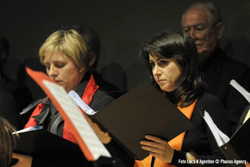 San Daniele del Friuli, 06/03/2014 Ð Auditorium La Fratta - A FORZA DI ESSERE VENTO - In direzione ostinata e contraria: Fabrizio De Andre