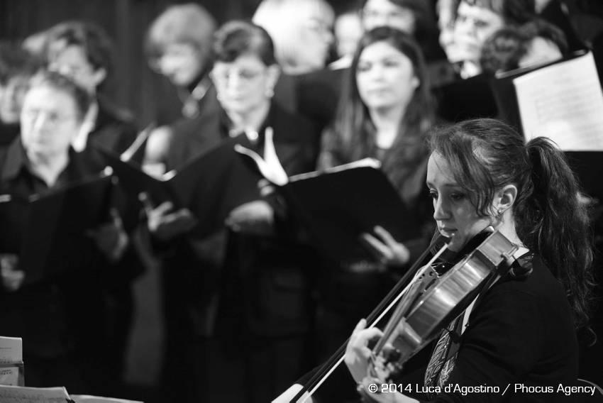 Mortegliano, 03/12/2014 - Chiesa della Santissima Trinitˆ - Ricuart di Pre