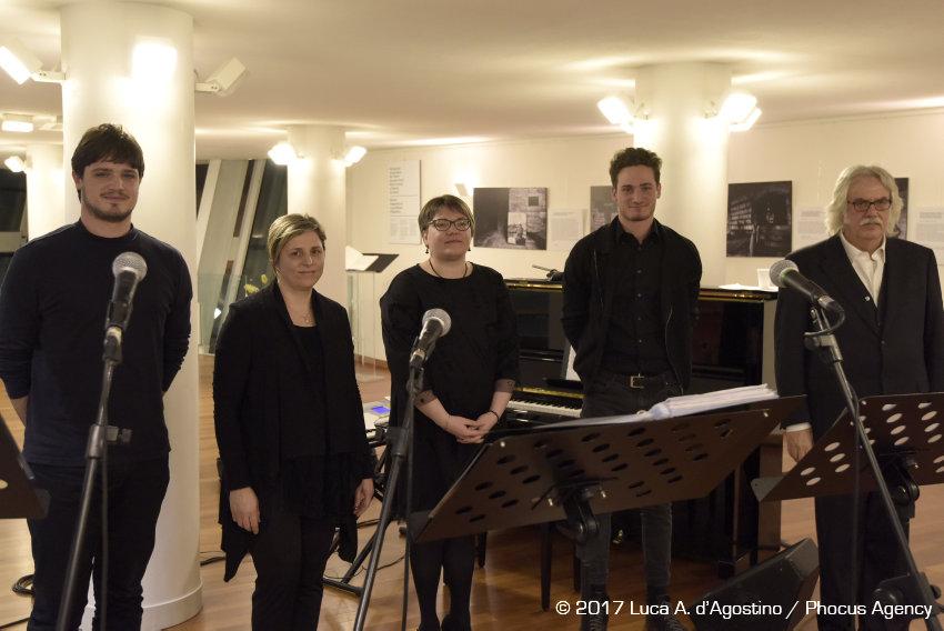 Musica per David Maria Turoldo