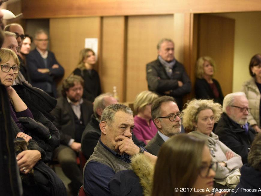 Turoldo Vivo - Dibattito Eupragma